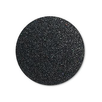Single Black A4 Sheet Glitter Card for Crafts | Coloured Card for Crafts