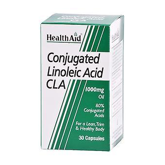 CLA (حمض اللينوليك المترافق) 30 كبسولة