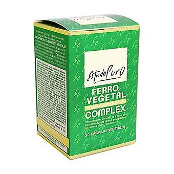 Ferro Vegetal Complex 30 capsules