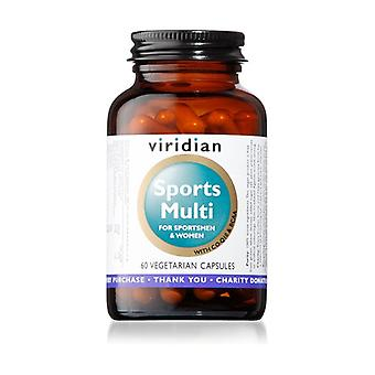 Sports Multi 60 capsules
