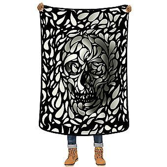 YANGFAN 3D gedruckt Decke weiche warme werfen Decke