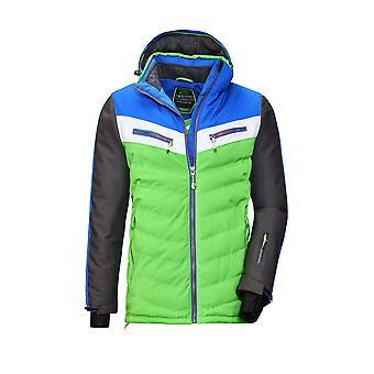 killtec Men's Hybrid Jacket Tirano MN JCKT B