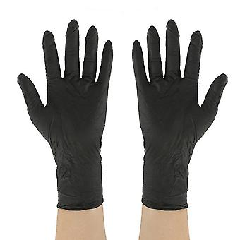 Universal Home Disposable Hair - Coloring Latex Gloves Tattoo Kits Used