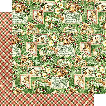 Graphic 45 Angels Sing 12x12 Inch Paper Pack