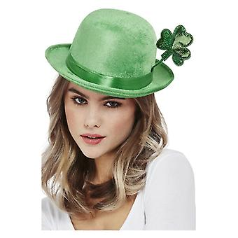 Voksne Deluxe Paddy's Day Bowler Hat