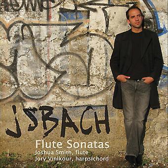 J.S. Bach - Bach: Flute Sonatas [CD] USA import