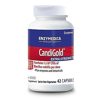 Enzymedica Candigold Extra Strength Capsules 42 (31069)