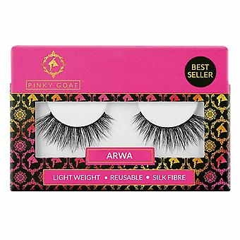 Pinky Goat Glam Collectie Herbruikbare Faux Mink Lashes - Arwa - Cruelty Free