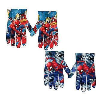 2-Pack Spider-Man Spider-Man Mittens FingerMittens One Size