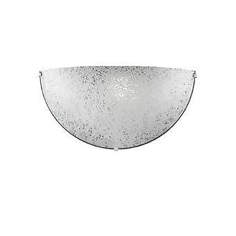 Ideale Lux Lana - 1 lichte indoor wall uplighter chroom, E27