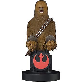 Chewbacca (حرب النجوم) المراقب المالي / الهاتف حامل كابل غي