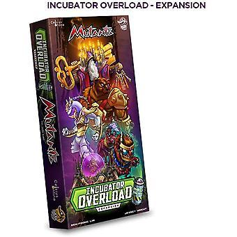 Mutants Incubator Overload