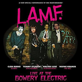 Lure,Walter / Burke,Clem - L.A.M.F. Live At The Bowery [Vinyl] USA import