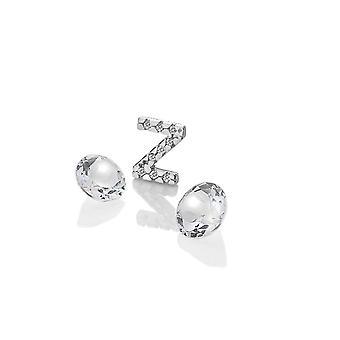 Anais hete diamanten Anais Sterling Silver Z charme AC094