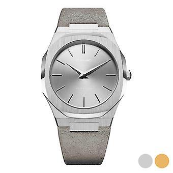 Unisex Watch D1-MILANO (38 mm)/Rosa guld/rosa