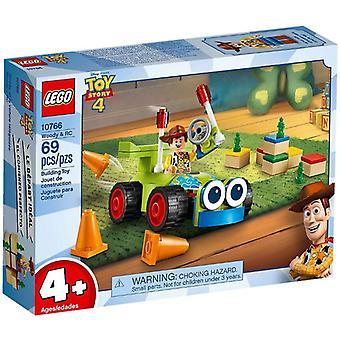 LEGO 10766 Вуди и RC
