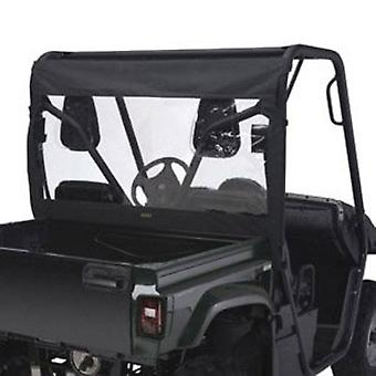 Classic 78657 Quadgear UTV Rear Window-Polaris Ranger Black/PVC -1 Size