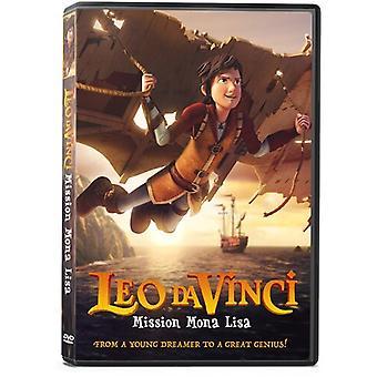 Leo Davinci: Mission Mona Lisa [DVD] USA Import