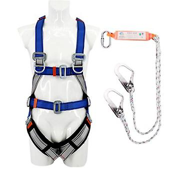 Rock climbing safety belt for the whole body, fall prevention mountaineering, fire safety belt