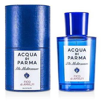 Blu Mediterraneo Fico Di Amalfi Eau De Toilette Spray 75ml or 2.5oz