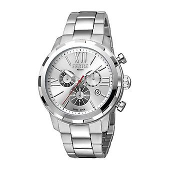 Ferre Milano Men's FM1G095M0061 Chronograph Stainless Steel Date Wristwatch