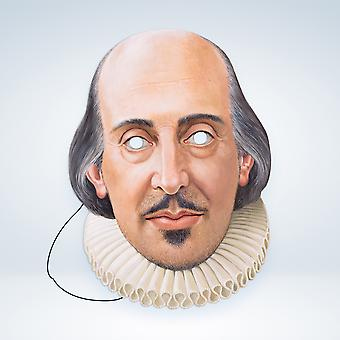 Mask-arade William Shakespeare Celebrities Party Face Mask