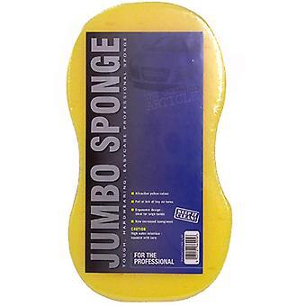 Jumbo cleaner sponge