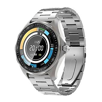Blitzwolf BW-HL3 Smartwatch Smartband Smartphone Fitness Sport Activity Tracker Watch IPS iOS Android iPhone Samsung Huawei Silver