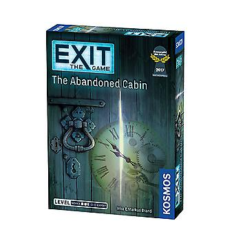 Exit The Game The Abandoned Cabin Card Game