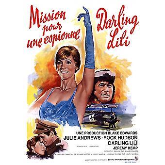 Darling Lili Movie Poster Print (27 x 40)