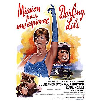 Querida Lili Movie Poster Print (27 x 40)