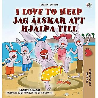 I Love to Help (English Swedish Bilingual Book for Kids) (English Swedish Bilingual Collection)