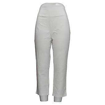 Vrouwen met Control Leggings Tushy Lifter Tummy Control White 350643