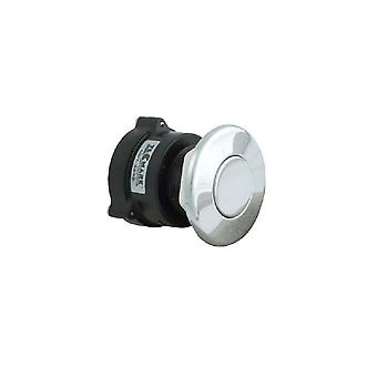 Trou de 1,62 po Tecmark MPT-57570-3242 taille 2,56 pouces FD Air bouton - Crome