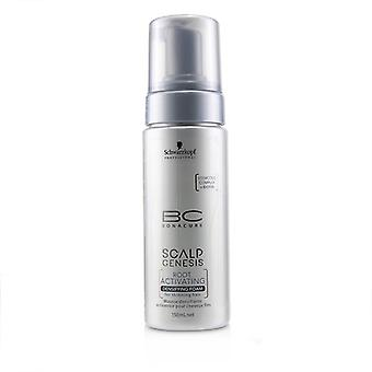 Schwarzkopf BC Bonacure Scalp Genesis Root Activating Densifying Foam (For Thinning Hair) 150ml/5oz