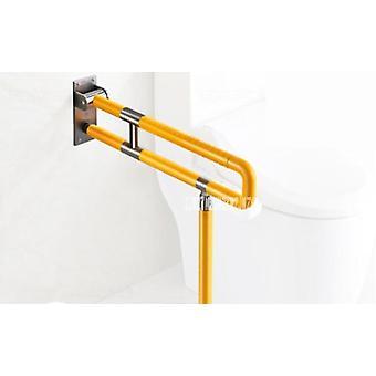 السلامة القضبان، الفولاذ المقاوم للصدأ المضادة للتزلج شريط للطي