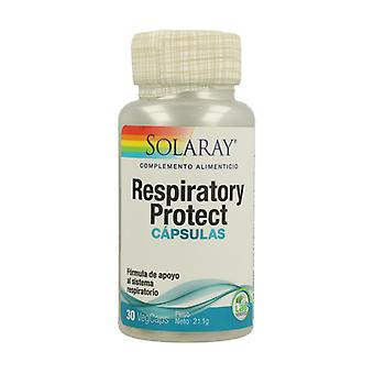 Respiratory Protect 30 vegetable capsules