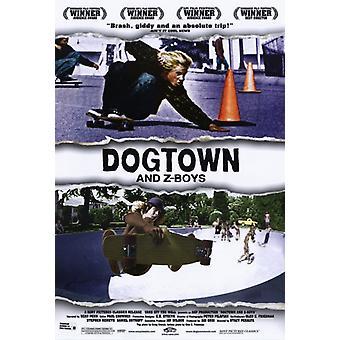 Dogtown ja Z-pojat elokuvan juliste tulosta (27 x 40)