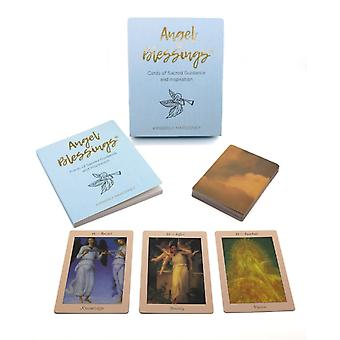 Angel Blessings  Cards of Sacred Guidance and Inspiration by Kimberly Marooney