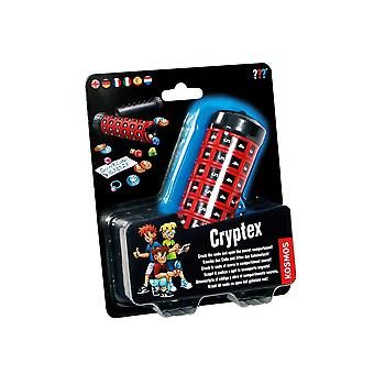 Thames and kosmos 1665234 cryptex, crack the code and open the secret compartment, spy kit, three de