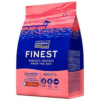 Fish4Dogs Finest Salmon Complete (Small bite) (Dogs , Dog Food , Dry Food)