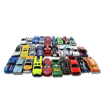 Auto wielen, metalen mini speelgoed -snelle en woedende legering auto