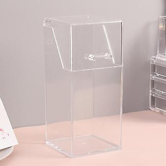 Acrylic Makeup Brush Holder, Organizer, Transparent Storage Box Holder