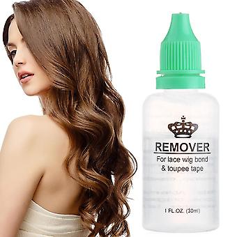 Hair Glue Remover For Lace Bond Toupee Skin Weft Tape Professional Extension