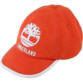 Timberlandin pojat oranssi jäykkä huippulakki