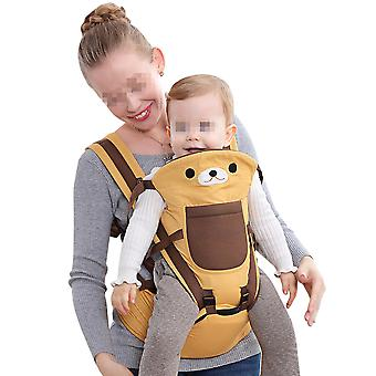 Swotgdoby Multifunctional Cotton Cartoon Baby Carrier