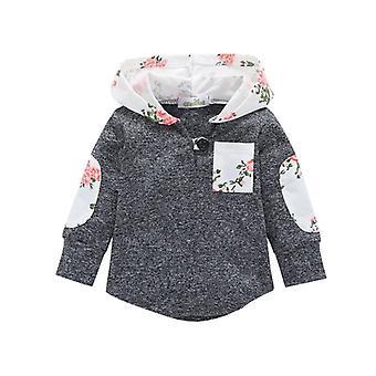 Niños abrigos de ropa de abrigos de bebé suéter