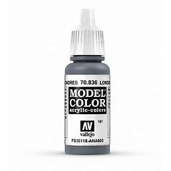 Vallejo Model Color 17ml Acrylic Paint - 836 London Grey