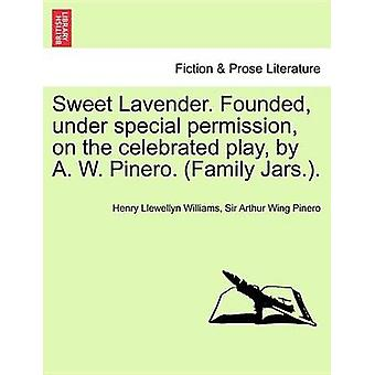 Sweet Lavender. Founded - Under Special Permission - on the Celebrate