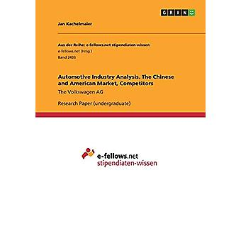 Automotive Industry Analysis. The Chinese and American Market - Compe
